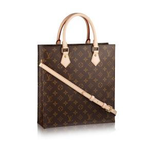louis-vuitton-sac-plat-pm-monogram-canvas-handbags--M40806_PM2_Front view