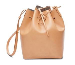 Mansur-Gavriel-Bucket-Bag-Cammello-Silver