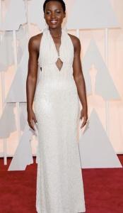 Lupita Nyongo collarbone