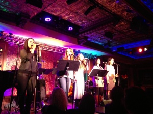 FactoryGirls at 54 Below