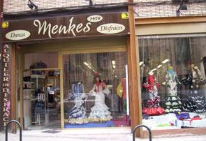 menkes flamenco