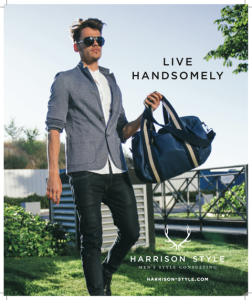 HarrisonStyleSpring2015 ad
